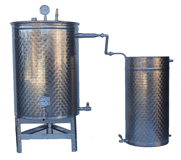 SPB 100 à 500 litres