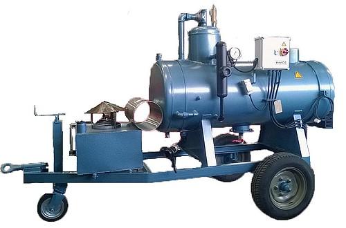 Chaudière vapeur GASOIL