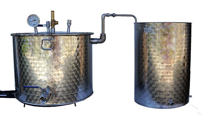 SPRB 150-200 litres