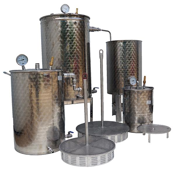 SPA/B Multiplantes 50 à 600 litres