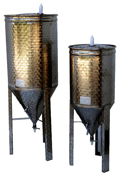 réservoir de décantation des huiles essentielles