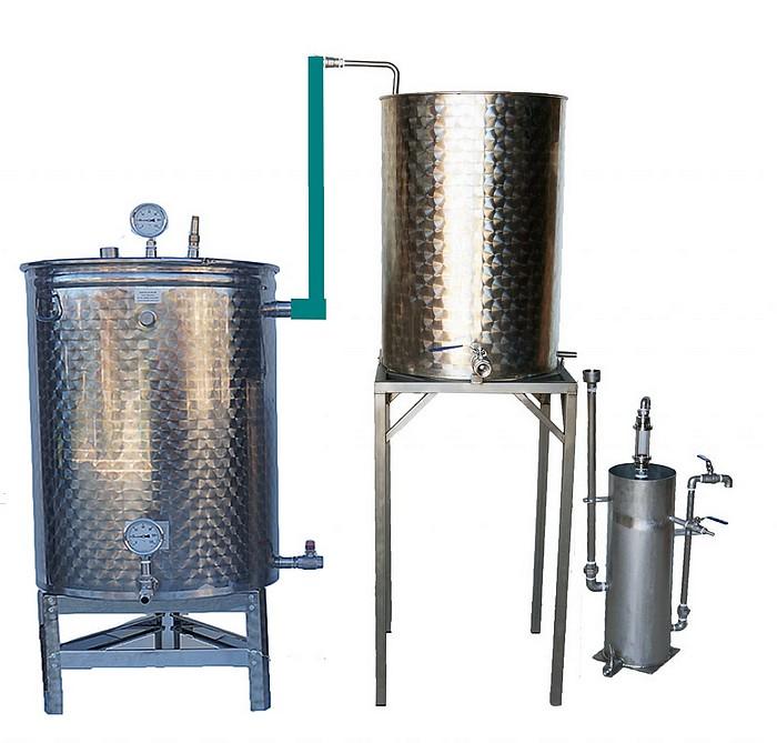 distillateur-alambic vapo distillation production huiles essentielles
