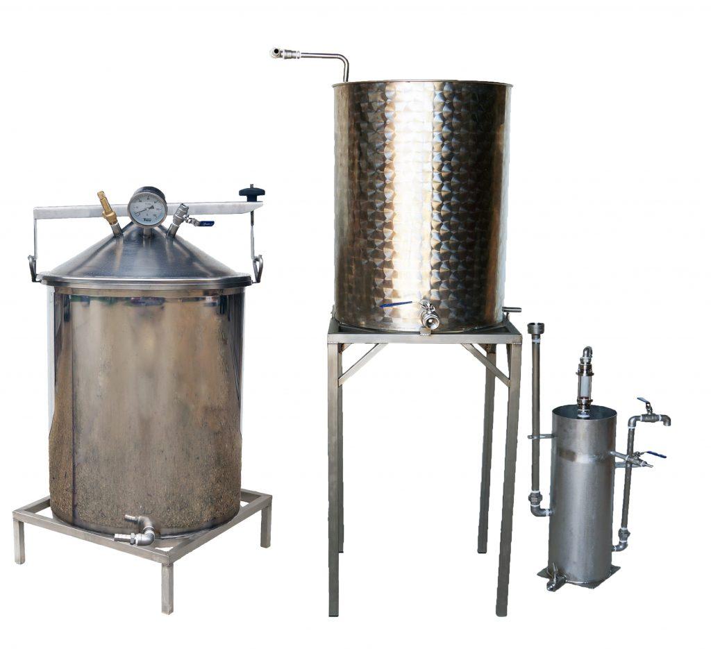 SPBC - 150-200 litres