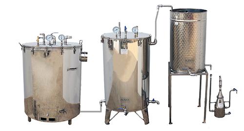 SPCV-PRO1C 300-1000 L - BOIS - 3 méthodes - PRO